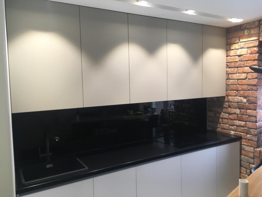 Белый кухонный гарнитур-Кухня МДФ в ПВХ «Модель 66»-фото5