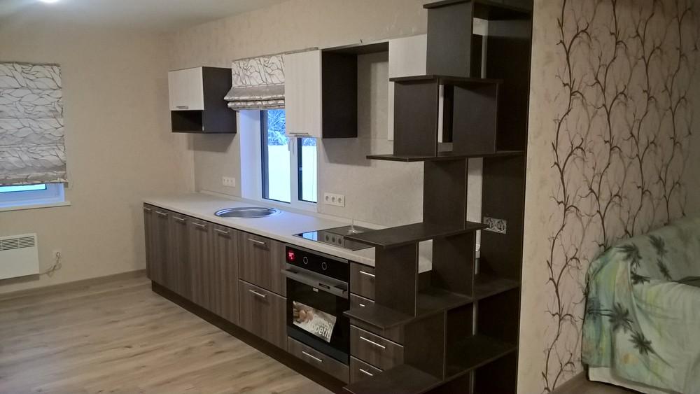 Купить кухню-Кухня МДФ в ПВХ «Модель 96»-фото2