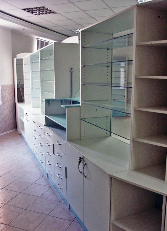 Аптека-Мебель для аптеки «Модель 187»-фото1