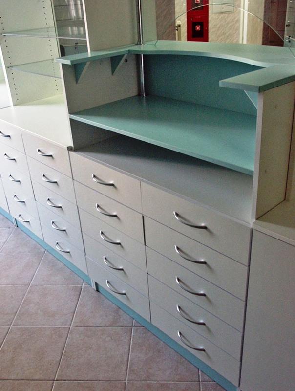 Аптека-Мебель для аптеки «Модель 187»-фото2