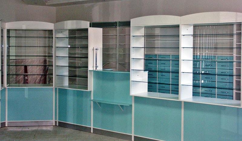 Аптека-Мебель для аптеки «Модель 187»-фото3