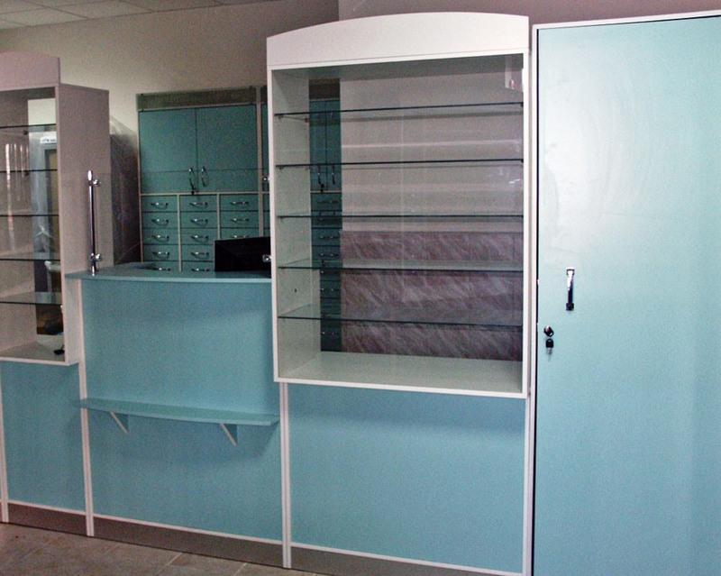 Аптека-Мебель для аптеки «Модель 187»-фото4