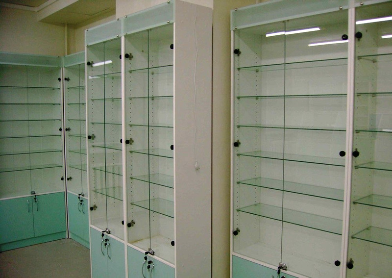 Торговая мебель-Мебель для аптеки «Модель 194»-фото4
