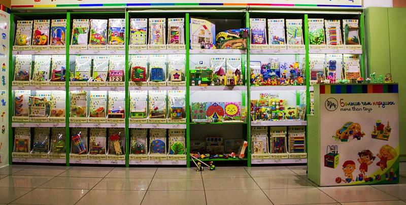 Детский магазин-Мебель для магазина «Модель 49»-фото1