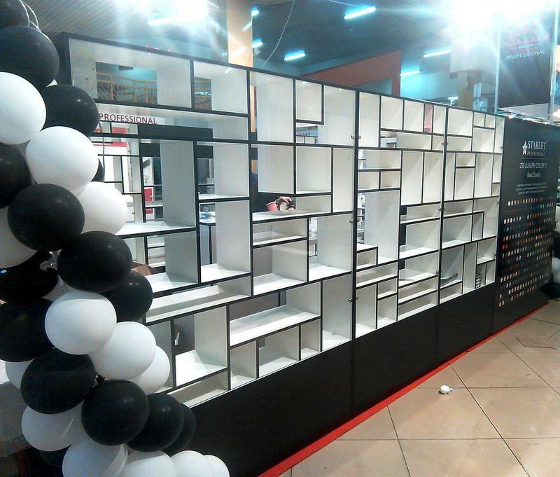 Магазин косметики-Мебель для магазина «Модель 181»-фото1