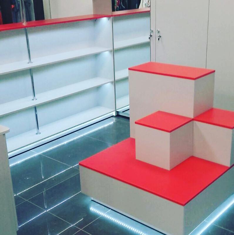 Магазин косметики-Мебель для магазина «Модель 176»-фото1