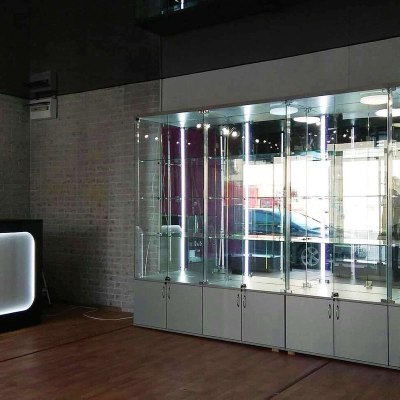 Магазин косметики-Мебель для магазина «Модель 171»-фото2