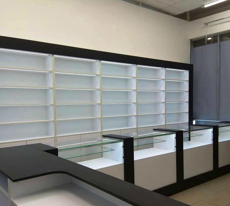 Магазин косметики-Мебель для магазина «Модель 172»-фото2