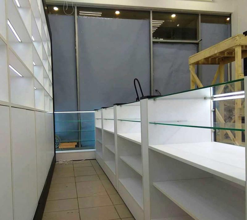 Магазин косметики-Мебель для магазина «Модель 172»-фото6