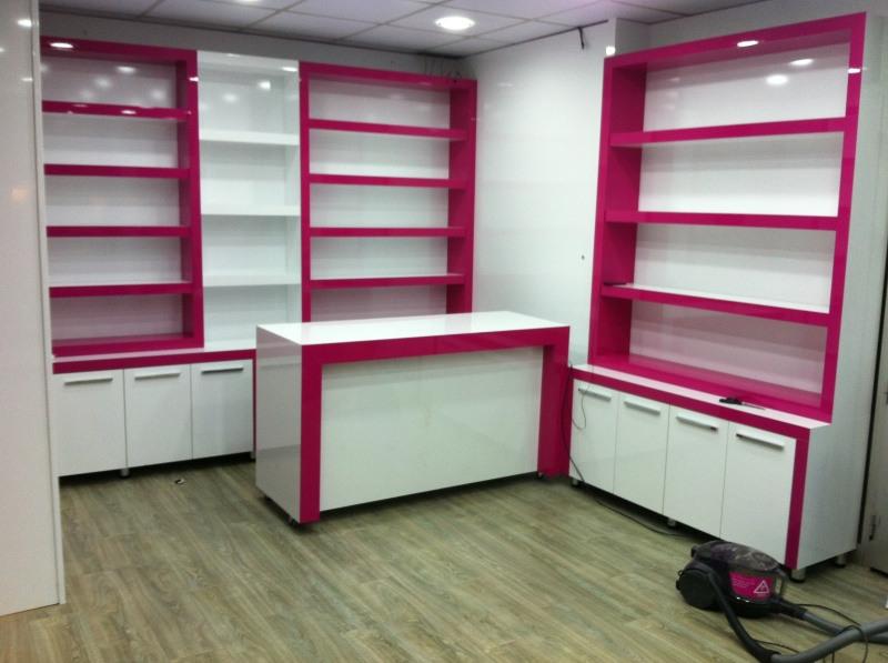 Магазин косметики-Мебель для магазина «Модель 175»-фото1
