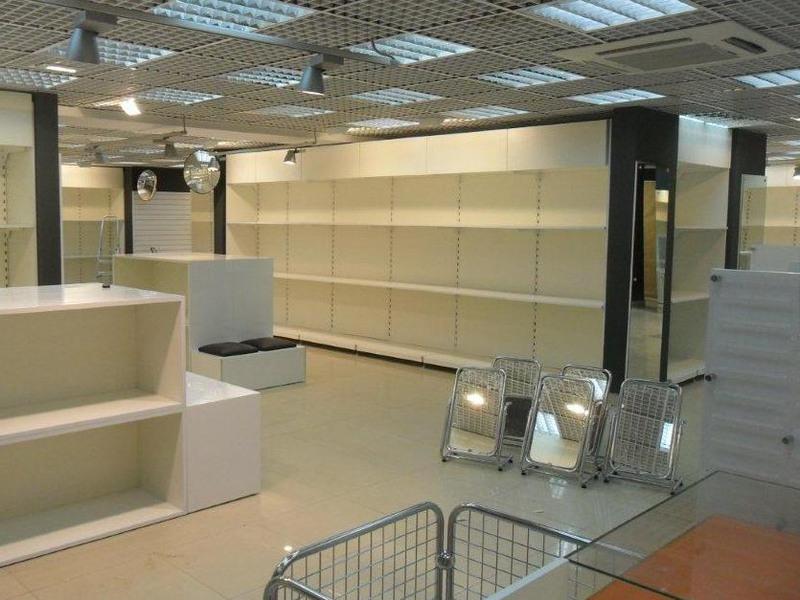 Магазин обуви-Мебель для магазина «Модель 42»-фото1