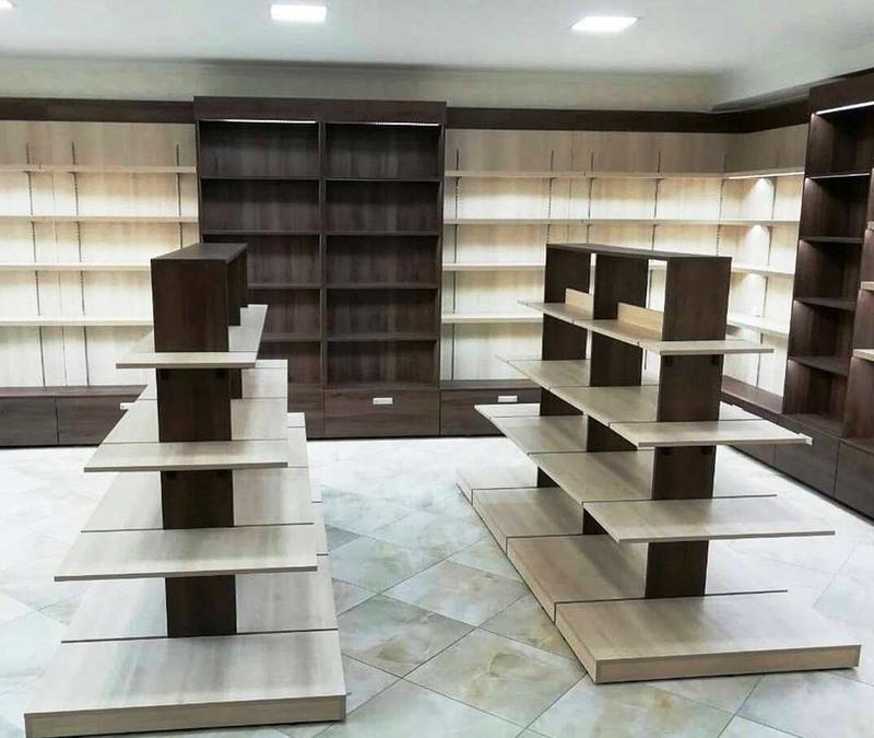 Магазин обуви-Мебель для магазина «Модель 35»-фото1