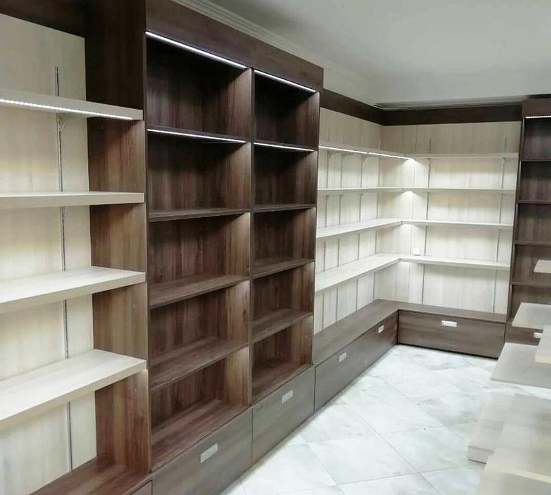Магазин обуви-Мебель для магазина «Модель 35»-фото2