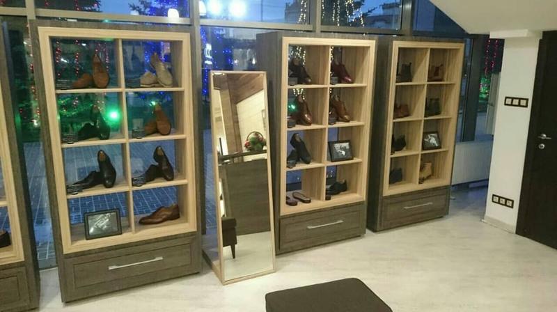 Магазин обуви-Мебель для магазина «Модель 40»-фото2
