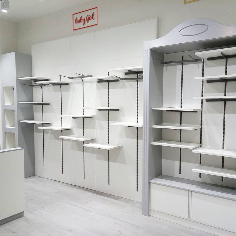 Магазин обуви-Мебель для магазина «Модель 38»-фото1