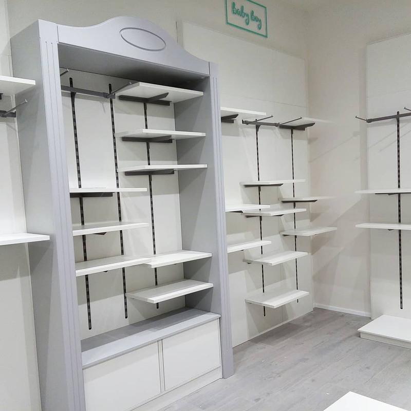 Магазин обуви-Мебель для магазина «Модель 38»-фото3