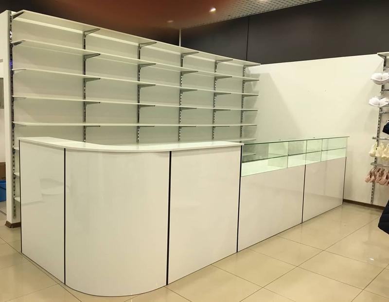 Магазин одежды-Мебель для магазина «Модель 31»-фото2