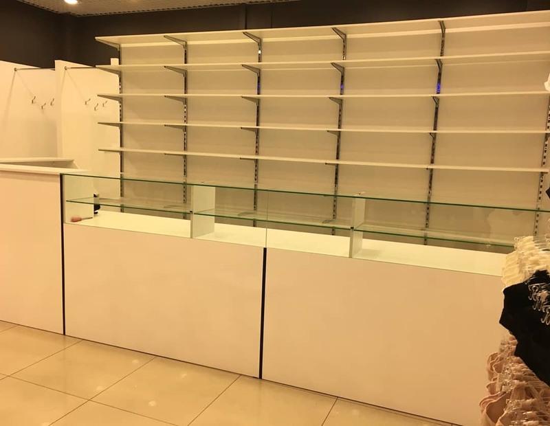 Магазин одежды-Мебель для магазина «Модель 31»-фото3