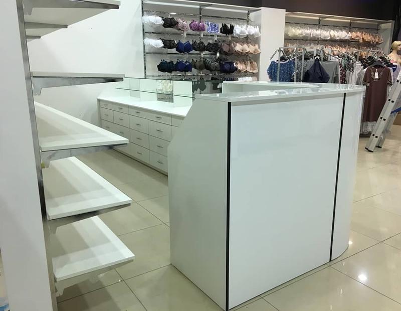 Магазин одежды-Мебель для магазина «Модель 31»-фото4