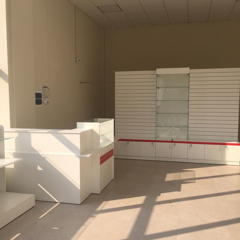 Магазин одежды-Мебель для магазина «Модель 29»-фото1