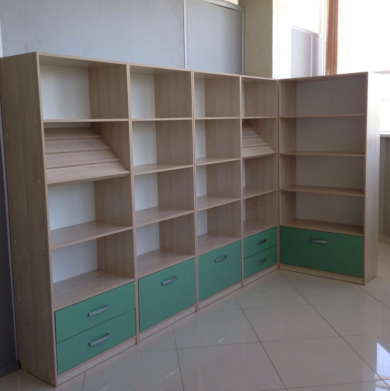 Магазин одежды-Мебель для магазина «Модель 27»-фото1