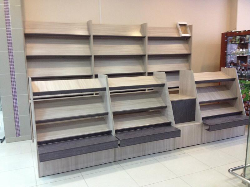 Магазин продуктов-Мебель для магазина «Модель 14»-фото1