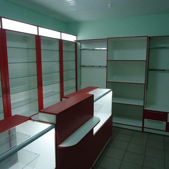 Магазин продуктов-Мебель для магазина «Модель 18»-фото1