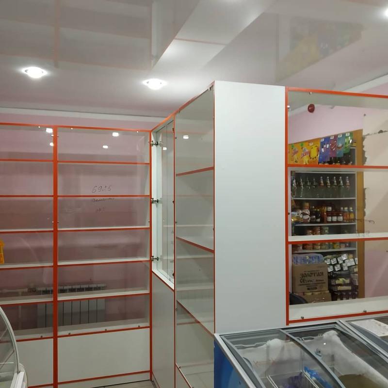 Магазин продуктов-Мебель для магазина «Модель 15»-фото1