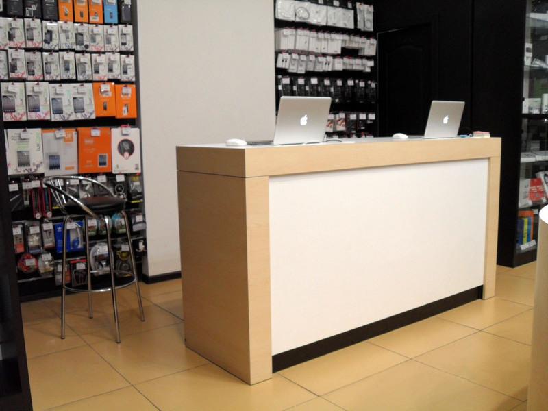 Магазин телефонов-Мебель для магазина «Модель 79»-фото2