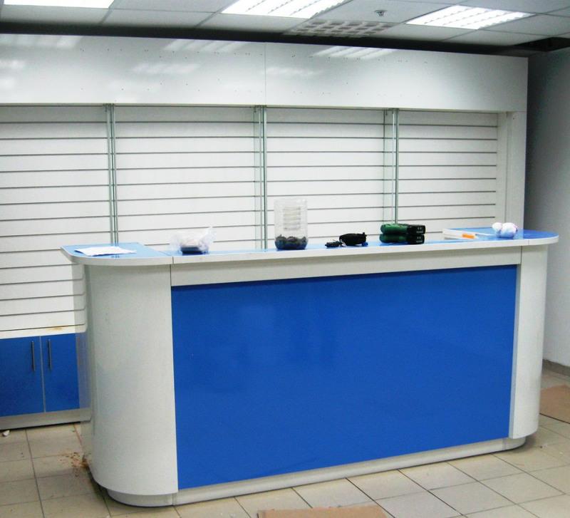 Магазин телефонов-Мебель для магазина «Модель 76»-фото4