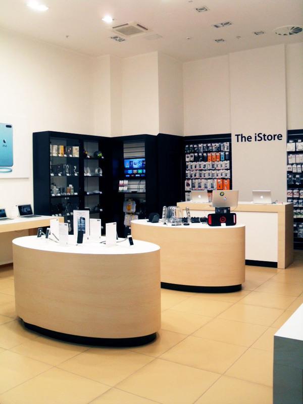 Магазин телефонов-Мебель для магазина «Модель 79»-фото3