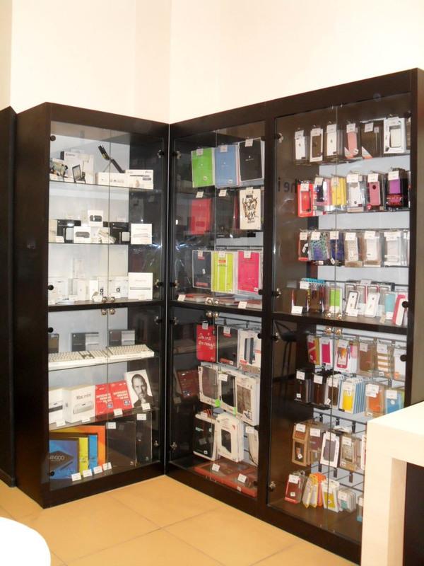 Магазин телефонов-Мебель для магазина «Модель 79»-фото4