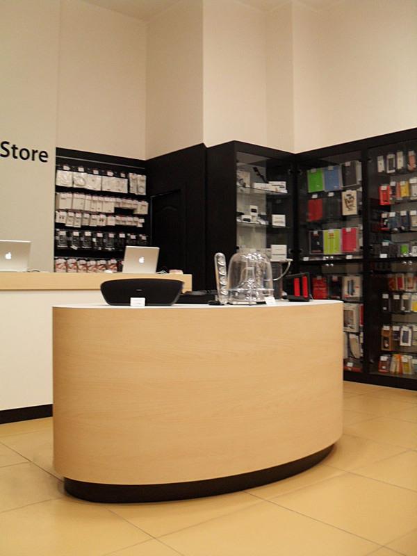 Магазин телефонов-Мебель для магазина «Модель 79»-фото1