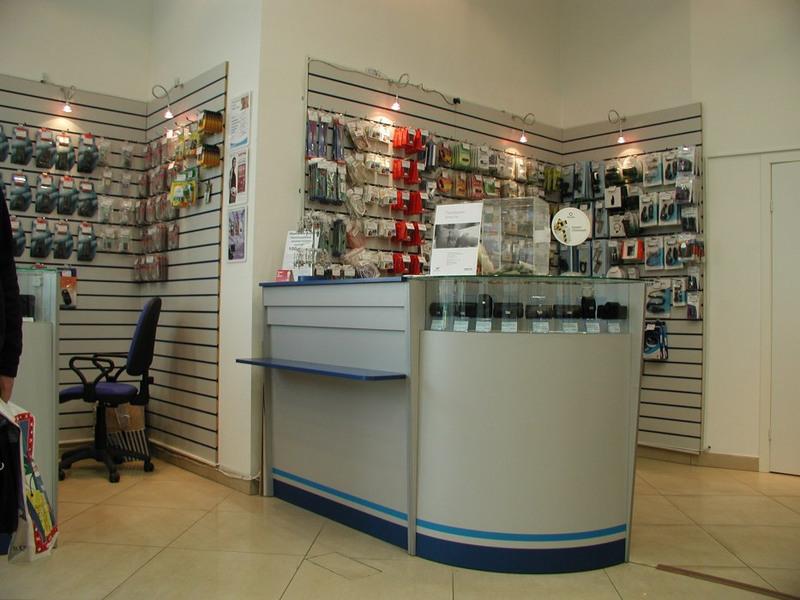 Магазин телефонов-Мебель для магазина «Модель 81»-фото1
