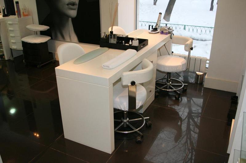 Маникюрный салон-Мебель для салона «Модель 133»-фото1