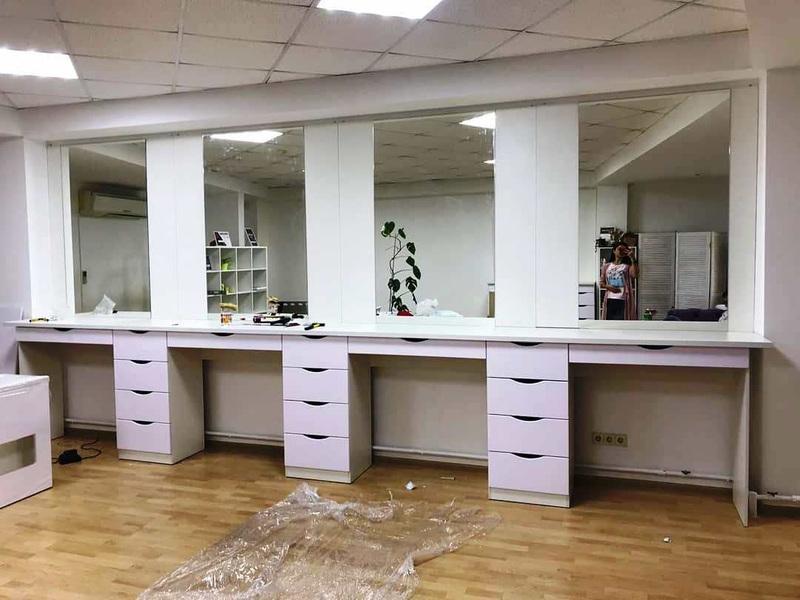 Маникюрный салон-Мебель для салона «Модель 118»-фото1