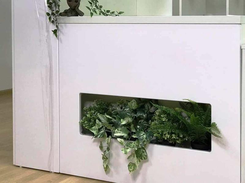 Маникюрный салон-Мебель для салона «Модель 118»-фото2