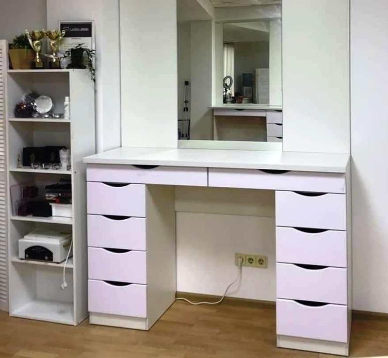 Маникюрный салон-Мебель для салона «Модель 118»-фото3