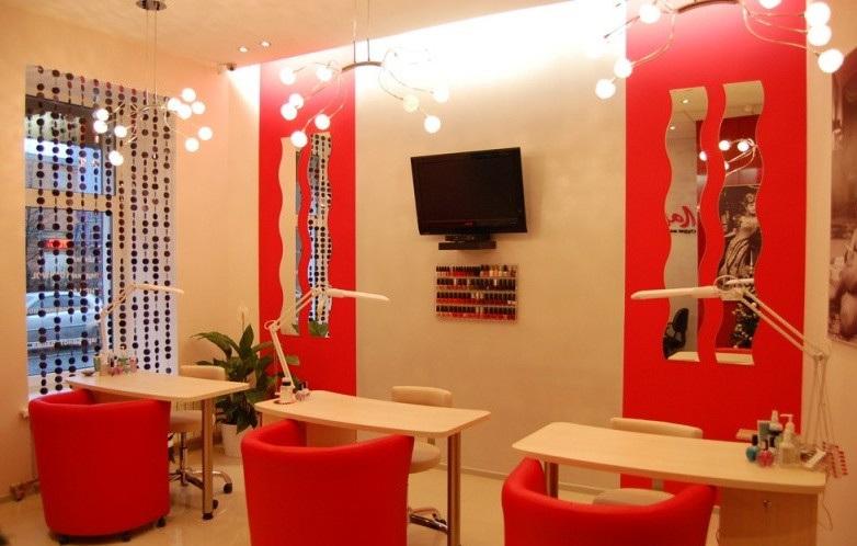 Маникюрный салон-Мебель для салона «Модель 126»-фото1
