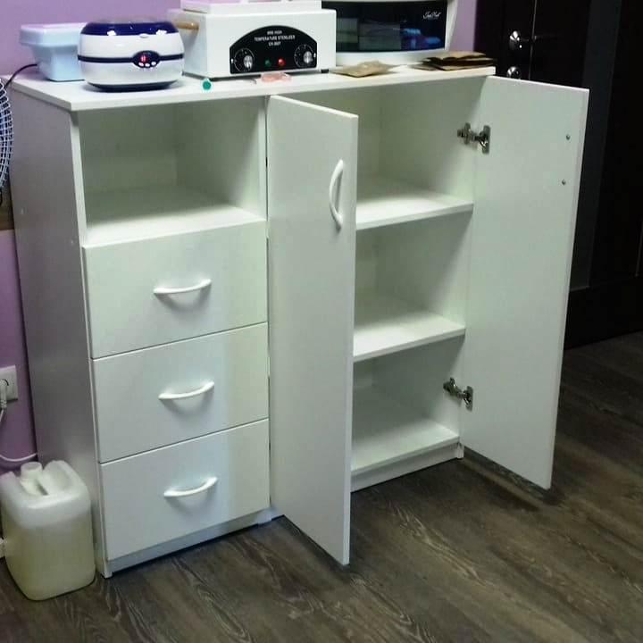 Салон красоты-Мебель для салона «Модель 117»-фото1