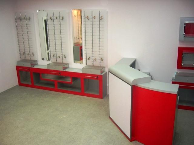 Оптика-Мебель для оптики «Модель 196»-фото3