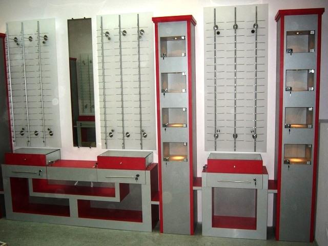 Оптика-Мебель для оптики «Модель 196»-фото4