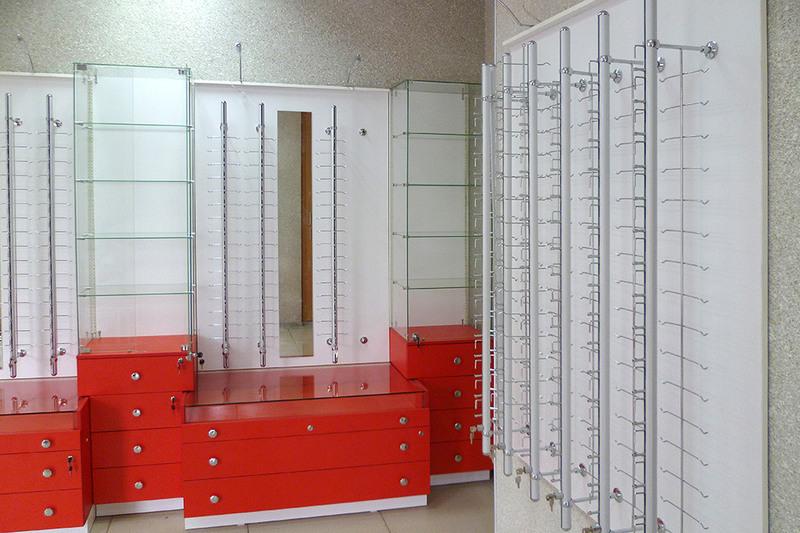 Оптика-Мебель для оптики «Модель 208»-фото4