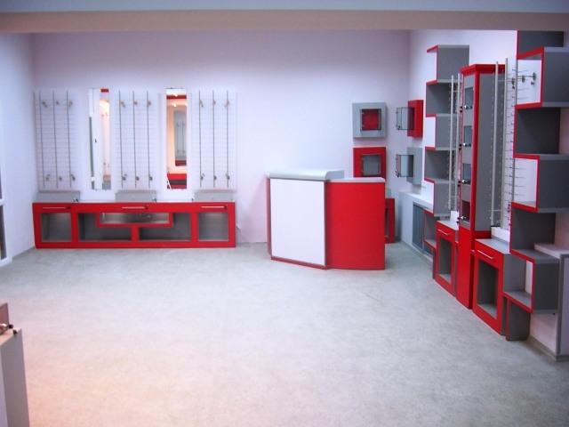 Оптика-Мебель для оптики «Модель 196»-фото7