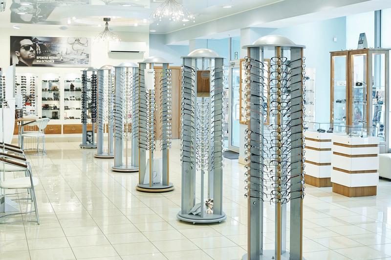 Оптика-Мебель для оптики «Модель 207»-фото1