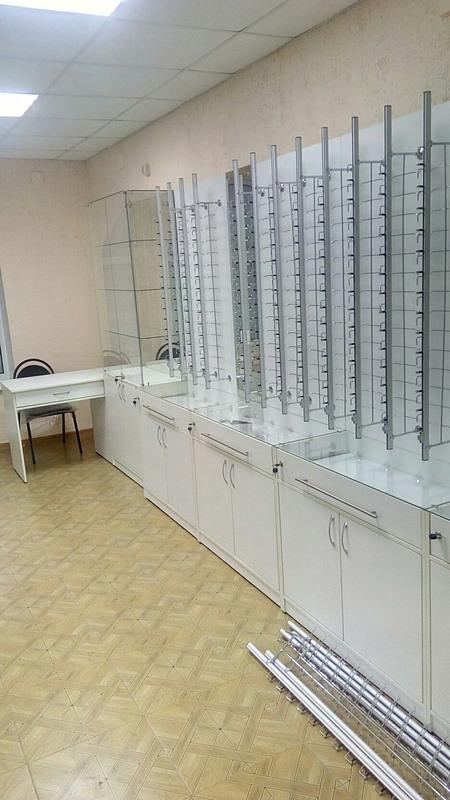 Оптика-Мебель для оптики «Модель 201»-фото2