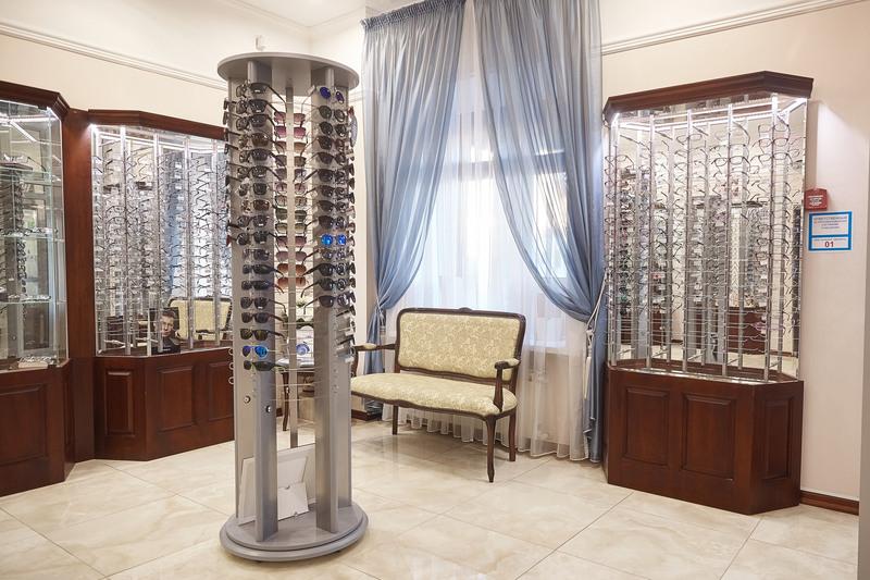 Оптика-Мебель для оптики «Модель 206»-фото4