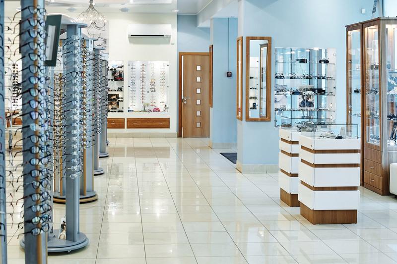 Оптика-Мебель для оптики «Модель 207»-фото4