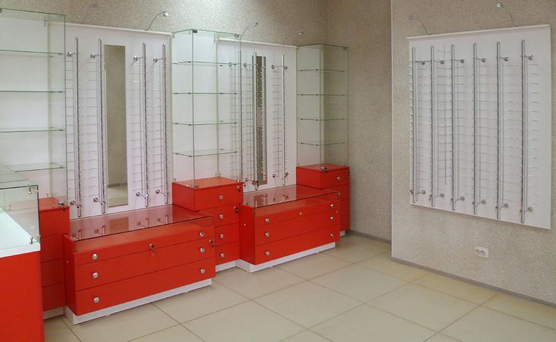 Оптика-Мебель для оптики «Модель 208»-фото2