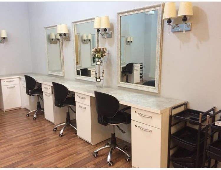 Салон красоты-Мебель для салона «Модель 111»-фото1